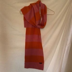 J Crew striped scarf